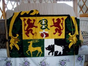 O'Sullivan Coat of Arms in Progress