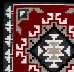 Red Ganado detail