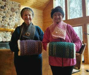 Celtic Cabled Crochet--muffs, scarves, and headbands