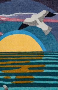 Nele and the Sea detail